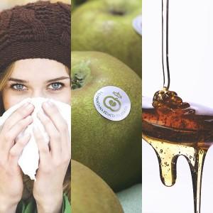 manzana-resfriado